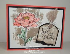Masking - OOO LALA by Technique_Freak - Cards and Paper Crafts at Splitcoaststampers
