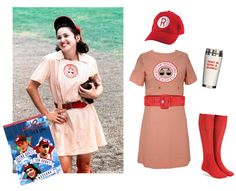 A League of Their Own costume