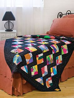 Quilting - Striking! - #EQ00774 Another easy one! Most of my quilts will be for my gramndsons this year.