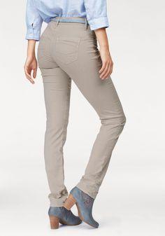 0d97aad2155c Neckermann Damen Cross Jeans® 5-Pocket-Jeans Anya High Waist    08699438698693