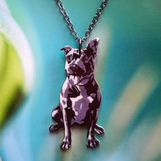 Breesa - 5 dollars from Every necklace sold will go to Villalobos Rescue Center by PrettyInInkJewelry on Etsy