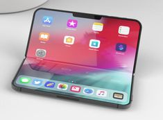 Apple Patent Reveals Radical New iPhone Design Apple Iphone, New Iphone, Iphone Phone, Iphone Design, Microsoft Surface, Iphone Screen Size, Iphone Upgrade, Flexible Display, Smartphone News