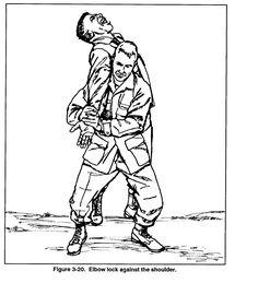 3-5 Grappling « US Army Combatives
