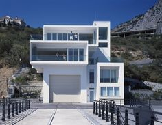 Yacht Houseby Robin Monotti Architects (Crimea, Ucrania) #architecture