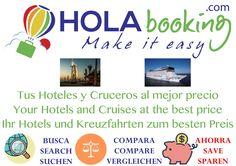 HOLAbooking.com make it easy https://youtu.be/LH0v5d20k0A  #viajes #turismo #turismoespaña #viajesinolvidables