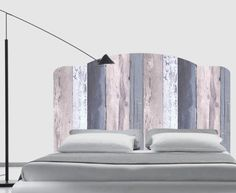 Headboard Wall Mural Decal Bedroom Wall Decal by PrimeDecal & Digital Camouflage Wallpaper Decal _ Self Adhesive Army Camouflage ...