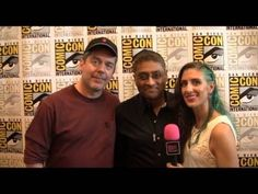 Daniel Abraham & Naren Shankar (The Expanse) at San Diego-Comic Con -  Click link to view & comment:  http://www.afrotainmenttv.com/video/daniel-abraham-naren-shankar-the-expanse-at-san-diego-comic-con/