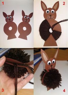 * * *La boite à idées de l' atelier * *: DIY Pâques You are in the right place about sencillas uñas acrilicas Here we offer you the most beautiful pictures about the sencillas frases you are looking for. When you examine the * * *La boite à idées[. Easter Art, Easter Crafts, Easter Bunny, Kids Crafts, Diy And Crafts, Arts And Crafts, Family Crafts, Diy Y Manualidades, Diy Ostern