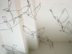 Shelli Markee: Wire Birds