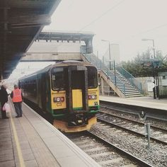 A #londonmidland class #153 at bletchley #ukrailscene #trains_worldwide #station #tracks #railway #england by vienna_trains