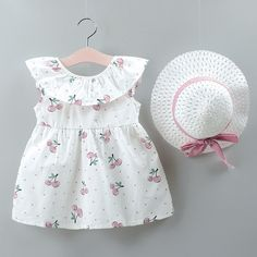 Cute Baby Dresses, Boy Fashion, Fashion Outfits, Baby Dress Design, Polka Dot Tie, Summer Outfits, Summer Dresses, Dresses With Sleeves, Sleeve Dresses