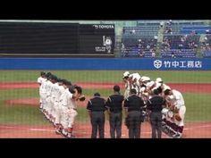 9回表 早稲田・小島投手 勝利逃さず
