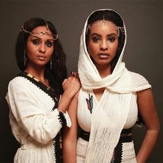 traditional clothing of amhara/tigre people of Ethiopia African Beauty, African Women, African Fashion, My Black Is Beautiful, Most Beautiful Women, Beautiful People, Eric Lafforgue, Quann Sisters, Ethiopian Beauty
