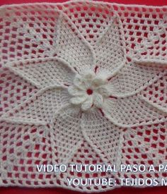 Crochet Granny, Crochet Doilies, Crochet Baby, Beading Patterns Free, Free Pattern, Crochet Blanket Patterns, Duvet, Crafts, Design