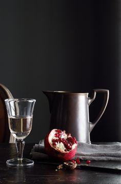 2014 RH Holiday / Vintage Hotel Entertaining Collection / Creative Director: Robert Valentine / Photography: Alfred Yan #tableware #stilllife