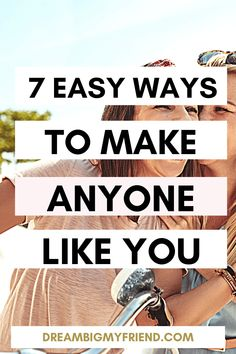 HOW TO MAKE SOMEONE LIKE YOU TIPS | 7 EASY WAYS THAT WORK How to win friends and influence people how to make someone like you on text how to make someone like you back how to make someone like you without talking to them how to make someone like you again how to make someone like you as a friend how to make someone attracted to you psychology tricks to get someone to like you how to make someone like you wikihow how to make someone like you in 90 seconds tips on how to make someone like you Raising Godly Children, Raising Girls, Parenting Teens, Parenting Advice, Every Mom Needs, How To Influence People, Someone Like You, Daily Affirmations, Life Motivation