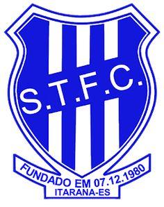 Santa Terezinha-ES Football Mexicano, Logos, Times, About Football, Hs Sports, Holy Ghost, Brazil, World, Logo
