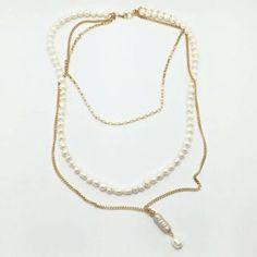 Stainless steel necklace - LALOU Stainless Steel Necklace, Gold Necklace, Jewelry, Gold Pendant Necklace, Jewlery, Jewerly, Schmuck, Jewels, Jewelery