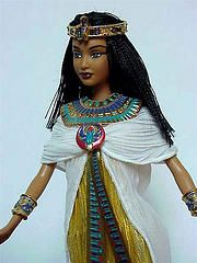 Egyptian Barbie