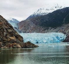 Glaciers, Alaskan cruise