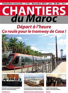 #Chantiers du #Maroc #Magazine #BTP #Architecture #bâtiment #construction #Archimedia #tramway #casablanca