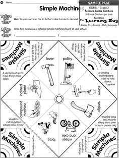 Magnetism activities from SuperTeacherWorksheets.com