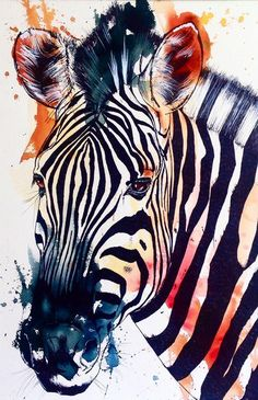 Zebra by Tori Ratcliffe supported by New Hope