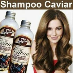 The Caviar Shampoo For Faster Growing Healthier & Volumizing Hair Made in Australia 250ml.  Fungsi Utama : - Menumbuhkan rambut 40% lebih cepat - Mengurangi kadar minyak di kulit kepala - Mencegah kebotakan - Memperkuat akar rambut - Menumbuhkan rambut2 baru sehingga jauh lebih lebat - Memperbaiki kerusakan rambut (kering / kusam / bercabang) akibat catok / cat - Mengatasi rambut bercabang dan pecah2 - mengembalikan volume rambut - Mengobati ketombe  Menjanjikan rambut yang lebih sehat, kuat…
