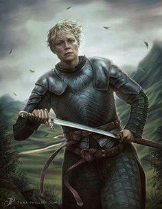 Brienne the Beauty