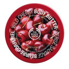 Beurre corporel cerise sauvage - The Body Shop