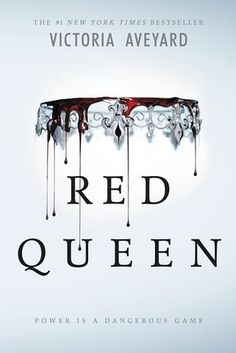 Red Queen by Victoria Aveyard | 37 Books With Plot Twists That Will Blow Your Mind