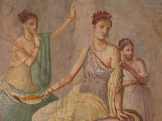 Another Fresco from Pompeii