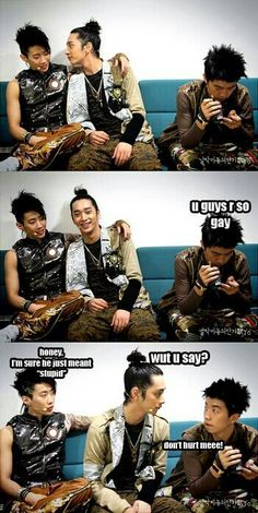 Love it...back in the days when Jay Park was part of 2PM