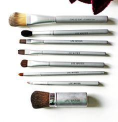 Lise Watier brushes by @Rose & Lea