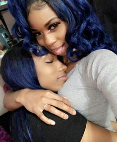 Check out Tricey G for more. Cute Lesbian Couples, Black Couples, Lesbian Love, Cute Couples Goals, Couple Goals, Freaky Relationship Goals, Couple Relationship, Relationships, Go Best Friend