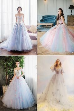 If you dream to walk down the aisle in a fairy tale wedding dress with volume and elegance, tulle is definitely the material for you. Tulle skirts can make a dramatic statement while maintaining a sweet feminine vibe and a regal spirit. The fabric is also extremely versatile with the potential to work with different …