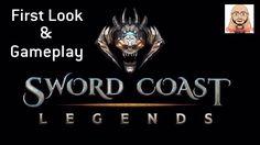 Sword Coast Legends PS4: First Look & Gameplay