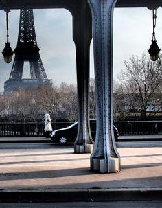 Passy Bridge, Paris XVI