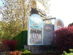 Salem Rv Park And Storage Oregon RV In