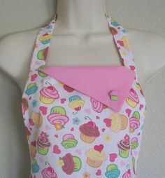 Cupcake Apron! Soooo awesome!
