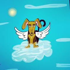 #dog #perro #angel