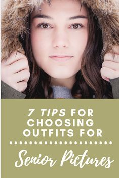 These outfit ideas will help you decide on what to wear for your senior pictures! 7 Great tips on what to wear for your senior portrait session! Senior Portrait Outfits, Senior Photo Outfits, Senior Portraits, Senior Pictures Boys, Senior Girls, Senior Photos, Senior Girl Photography, Portrait Photography Poses, Things To Do With Boys
