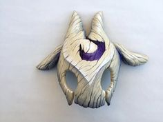 Kindred Wolf's Lamb Mask League of Legends by SpiritAnimalStudios
