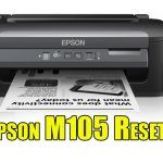 Epson M105 Reseter Download (All Lights Blinking Solutions