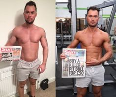 Transformation Challenge : Andrew Smith