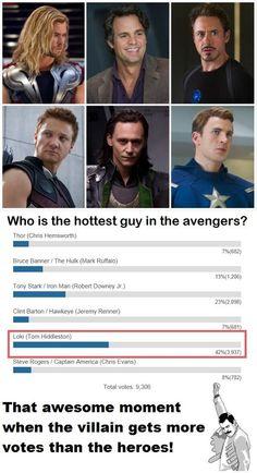 Loki ;) #TomHiddleston