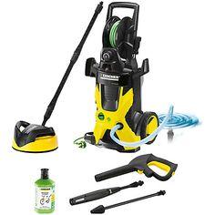 K5 Premium Eco Home Pressure Washer 145 Bar 240 Volt