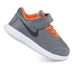 new concept 0061e 6c9f1 Nike Flex Run 2016 Toddlers  Running Shoes