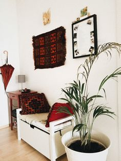 Oriental Interior inspiration/ Teppich an der Wand/ carpet on the wall