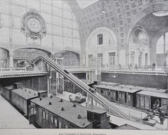 Gare D'Orsay Paris 1900 Plus Plus: